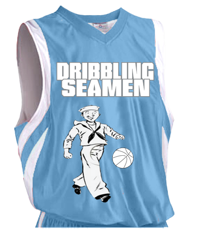 925be2cb2 TITANS SEAMEN - Custom Heat Pressed Reversible Basketball Jersey - Adult  Downtown - Teamwork Athletic - 1499 - 14992034 S  72250fb2abda1822014132142743A