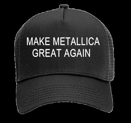 Make Metallica Great Again Hat : make metallica great again otto trucker hat 32 510 32 5102030 custom heat pressed ~ Hamham.info Haus und Dekorationen