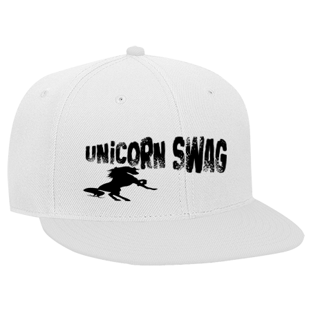 3a240cd8 Unicorn - Snapback Flat Bill Hat - 125-978 - 125-9782040 - Custom  Embroidered 73a4cc6e77a5177201615592837