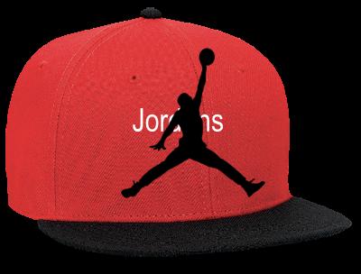 20e084e469b091 ... czech jordans jordan snapback flat bill hat 125 978 125 9782032 custom  heat pressed customplanet e1513