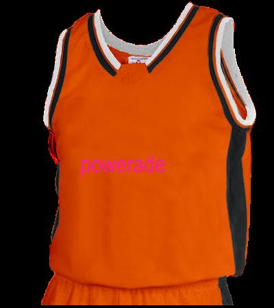 Powerade Adult Basketball Jersey Jammer Series Teamwork