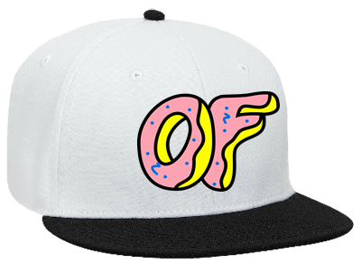 Odd Future - Snapback Flat Bill Hat - 125-978 - 125-9782046 - Custom Screen  Printed 702310a89ec42932014112059749 ce84927ea34