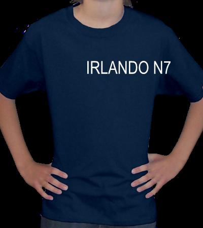 Orlando 7 custom little kids league team t shirts for Orlando custom t shirts