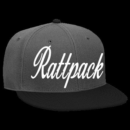 8f447bf05 Rattpack-Logic Snapback - Snapback Flat Bill Hat - 125-978 - 125-9782033 -  Custom Heat Pressed