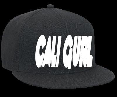 dfa7f59c7 CALI GURL BAKERSFIELD - Snapback Flat Bill Hat - 125-978 - 125-9782035 -  Custom Heat Pressed