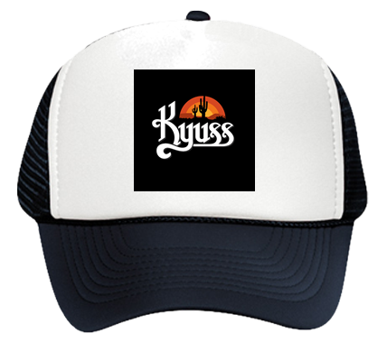95e3a4a94cc kyuss 2 - Otto Trucker Hat 32-468 - 32-4682030 - Custom Heat Pressed  581d2006d78d107201305437679