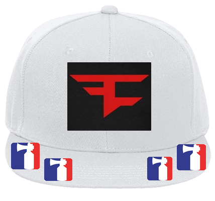 mlg faze clan - Flat Bill Fitted Hats 123-969 - 123-9692047 - Custom  Embroidered d7819fe920602742016174546599 36a93c0a008