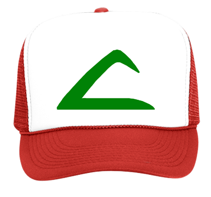 Pokemon League Hat Trucker Hat 39 169 39 1692048 Custom Heat Pressed Customplanet Com