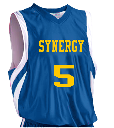 91776bb5ace COMPTON 5 - Custom Heat Pressed Youth Basketball Jersey - Reversible  Downtown - Teamwork Athletic - 1409 - 14092040 eb62b4eec90c262201292151809