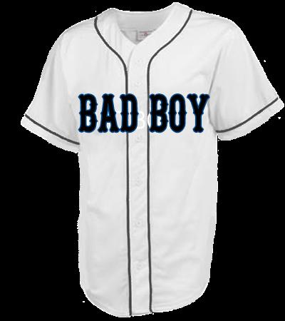 BAD BOY - Custom Heat Pressed Teamwork Athletic Full Button Baseball Jersey  - 1757B - 1757B2049 f66af4ed98a62852016162142248 da1f3b511