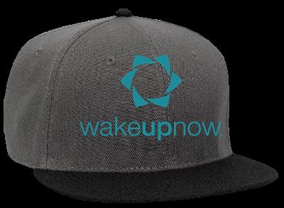 5f67bca63 wun hat - Snapback Flat Bill Hat - 125-978 - 125-9782040 - Custom Heat  Pressed