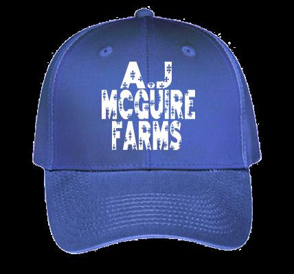 d7e5fd653ee A.J MCGUIRE FARMS MCGUIRE FARMS FARM FRESH - Baseball Hats Cheap 19-536 -  19-5362051 - Custom Screen Printed 7e4411109a752511201542249388