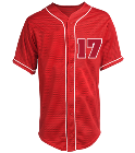 05 - Custom Heat Pressed Teamwork Athletic Full Button Baseball Jersey - 1860B B5A182F2B326