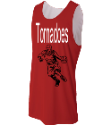 Tornadoes Youth Reversible Jump Jersey