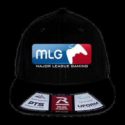 énorme réduction 88c93 0d978 Team MLG - Custom Embroidered Adult Flex Fit Hat - PTS20