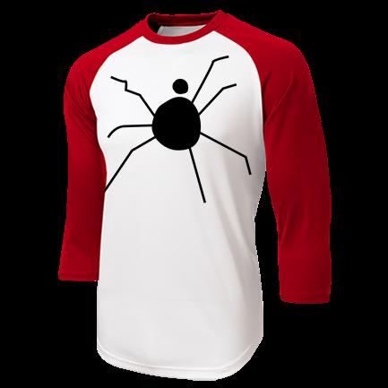 f29ea675 Italian Spiderman - Custom Heat Pressed Adult Raglan Baseball Shirts -  ST205 24CFD89FB2E8
