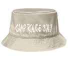 CAMP ROUGE 2017 - Custom Embroidered Bucket Hat Otto Cap 16-096 08783A7476A1