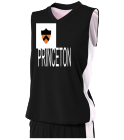 PRINCETON Its a nabor thingDonk00 Women's 2-Color Reversible Basketball Jersey