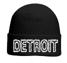 DETROIT -DETROIT  - Custom Embroidered Otto Beanie 82-480 0A2BD92E676B