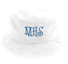 MHS - Custom Embroidered Short Brim Custom Bucket Hats - 961 D8D6953A7915