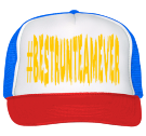 #bestrunteamever - Custom Heat Pressed Trucker Hat 39-169 FD3D831709D8