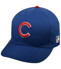 Name # - Custom Heat Pressed Chicago Cubs- Official MLB Hat for Little Kids Leagues AAE6E64A1FFB
