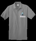24Hrs-Modern-Electric-Inc-24Hrs-Modern-Electric-Inc- Ultra Cotton-6.5-Ounce Pique Knit Sport Shirt