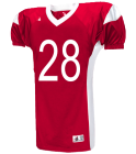 28 - Custom Heat Pressed Youth Football Jersey - 248100 67D784DC470A