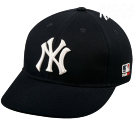 RIGGS - Custom Heat Pressed New York Yankees - Official MLB Hat for Little Kids Leagues 50812B80D4CC