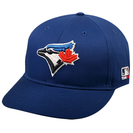 newest e66b1 6097c DICKEY 01 - Custom Heat Pressed Toronto Blue Jays Official MLB Hat for  Little Kids Leagues