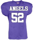 52 DISCONTINUED Adult Touchdown Steelmesh Football Jersey - 1336