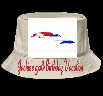 Jackies 50th Birthday Vacation