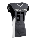 PREDATORS-57-57-HENDERSON-57 - Custom Embroidered Youth Takeaway Football Jersey - 1388 82A5663A5FC8
