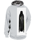 saf - Custom Heat Pressed Adult Digital Camouflage Hoodies - 1464 4448730B2D3C