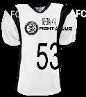 CCochran DISCONTINUED Adult Steelmesh Football Jersey - Teamwork Athletic -1327