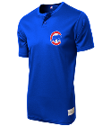 VAZQUEZ - Custom Heat Pressed Cubs Youth 2-Button MLB Jersey - MLB181 0440E9CCAAD6