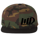 Camo - Custom Heat Pressed Classic Wool Snapback  - 6089MT 9E96D42A8C06