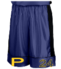 24-P - Custom Heat Pressed Youth Basketball Shorts - Fast Break -Teamwork Athletic -4488 491453EAC310