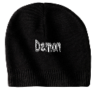 Demon-Demon - Custom Heat Pressed Custom Beanie CP95 F7F901F22260