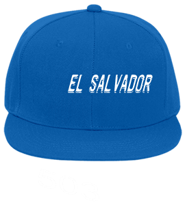 311f5f769 Cuscatleco 503 - Custom Embroidered Flat Bill Fitted Hats 123-969
