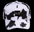 -Infinity-Square-Logo--Cowboi James Cow Brown Pro Style Pre Printed Otto Cap