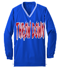 TD  - Custom Screen Printed Youth Customized Wind Shirt - YST62 1E893C4F7D44