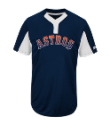 Russ13 Youth Astros Two-Button Jersey - Astros-MAIY83