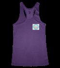 Keris-shirt-with-NBS-logo Ladies Racerback Tank Top
