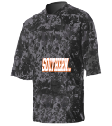Southern smackers - Custom Embroidered 2-Button Camo Baseball Jersey - N3263 5B0E65005BE3