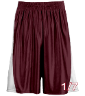 "1/7 - Custom Heat Pressed Youth Basketball Shorts 7"" inseam - Teamwork Athletic - 4463 03E0F811AF4E"