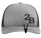 2-B-) - Custom Embroidered Cotton Twill Mesh Snapback - 112 C534B5D19B5F