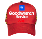 Dale-Earnhardt-Goodwrench- Winston Cup Victory Lap 19712003 Earnhardt Low Pro Pre Embroidered Otto Cap