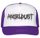ANGELDUST TRUCKER HAT - Custom Screen Printed Trucker Hat 39-169 1A982449C097