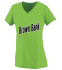 Fedrick-Loury Ladies Wicking T-Shirt